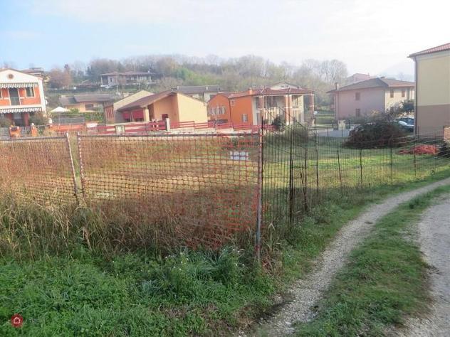 Terreno edificabile di 1000mq in via roma a lozzo atestino