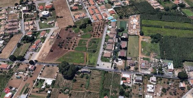 Terreno edificabile di 7800mq in via del rinascimento a