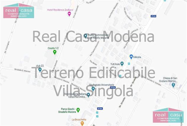 Vg178p_m03g07 - lotto di terreno edificabile modena