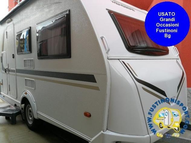 Weinsberg 400 lk caraone -2019 caravan usata con accessori