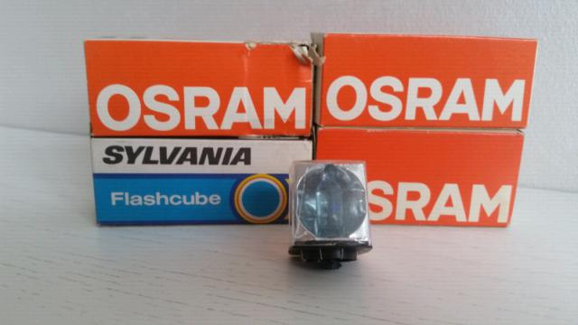Cubo flash osram ofc4 oxc4 e silvania ofc4