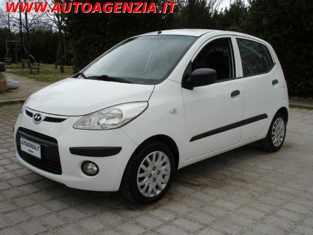 Hyundai i10 1.1 12v bluedrive gpl rif. 13074739