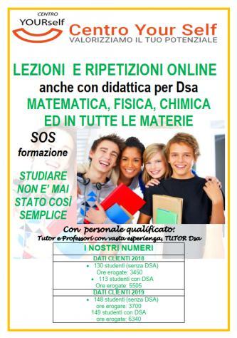 Lezioni di italiano on line