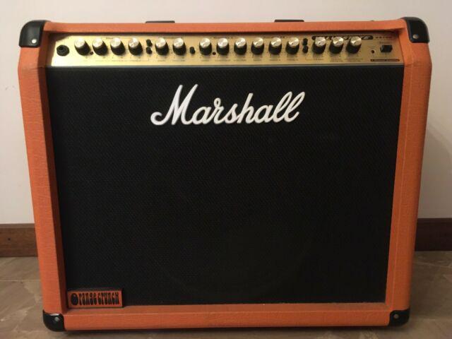 Marshall valvestate vs100 orange crunch amplificatore combo