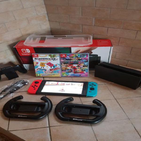 Nintendo switch + accessori