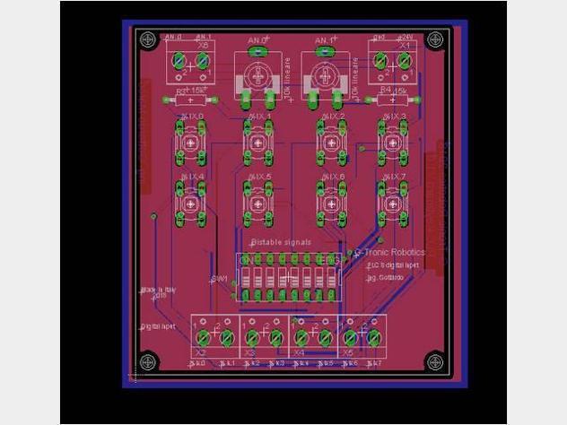 Online via teamwiever corso di elettronica e laboratorio