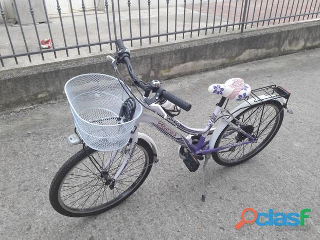 Bicicletta lincy record
