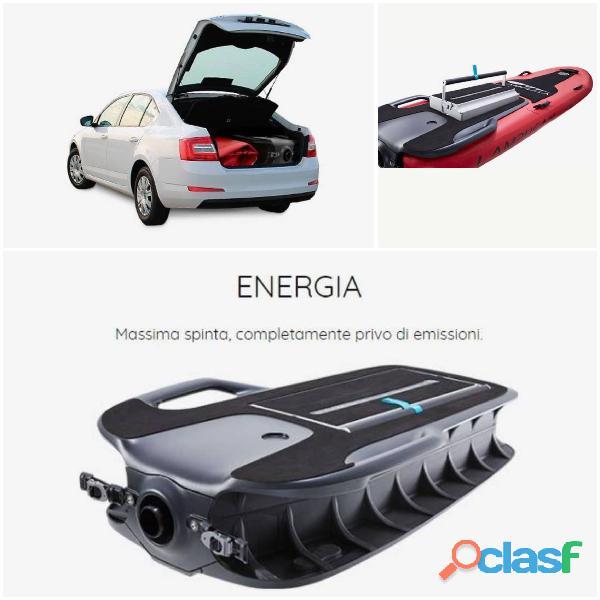 Surf motore elettrico idrogetto