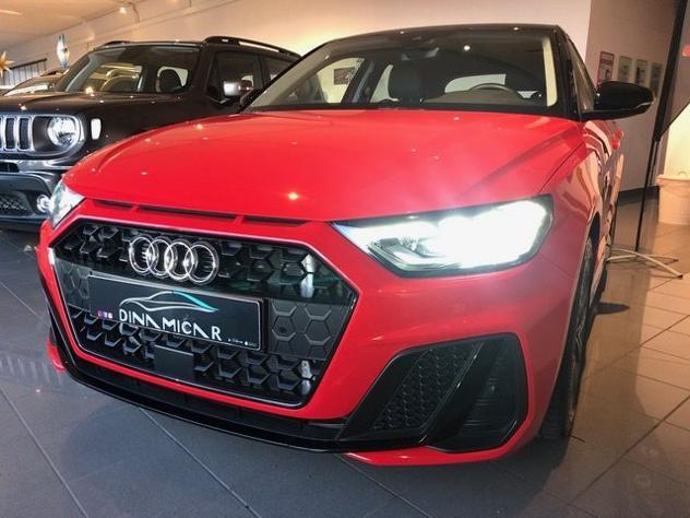 Audi a1 spb 30 tfsi s tronic s line edition rif. 13105408