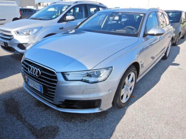 Audi a6 avant 3.0 tdi s-tronic business navi tetto xeno km