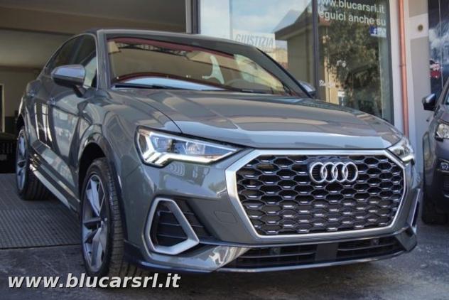 Audi q3 35 tdi s tronic s line edition rif. 13058528