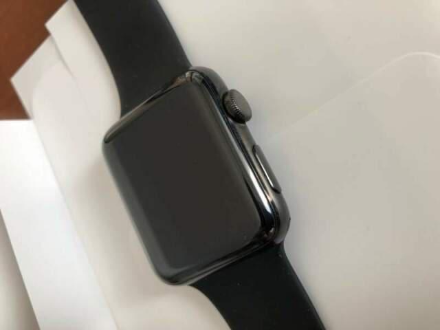 Apple watch serie 2 42mm black