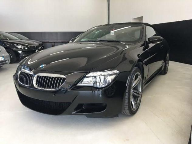 Bmw m6 cat cabrio rif. 13106173