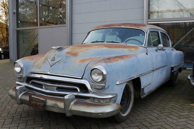 Chrysler - new yorker - 1954