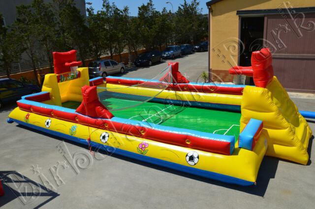 Giochi gonfiabili sportivi per bambini