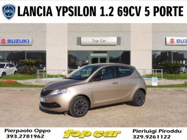 Lancia ypsilon 1.2 69 cv gold aziendale rif. 13106470