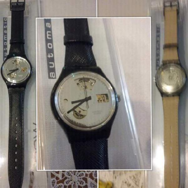 Orologi swatch automatico collezione anni 90 perfetto