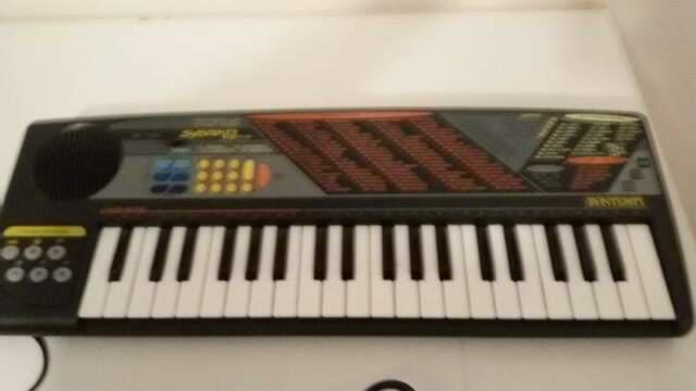 Pianola bontempi gt720 system 5