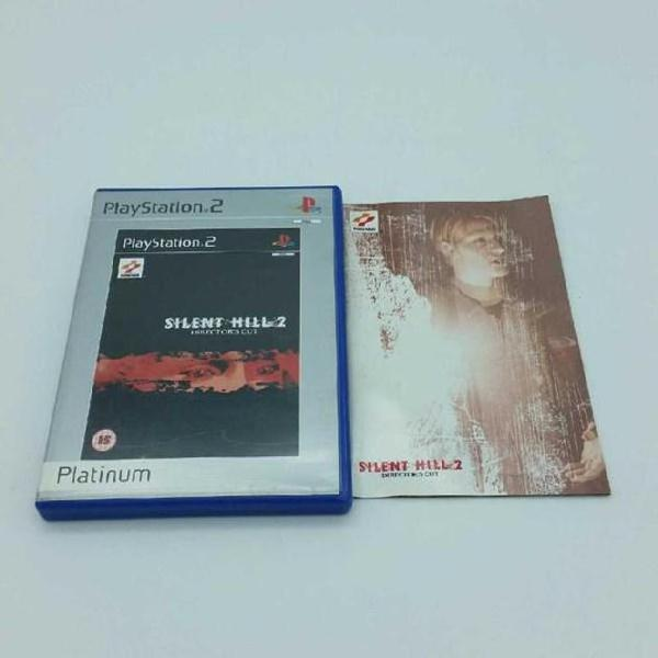 Play station silent hill 2 playstation 2