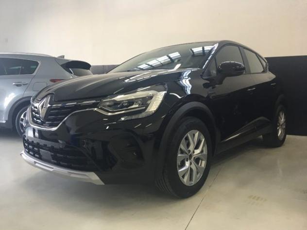 Renault captur tce 12v 100 cv gpl zen rif. 13106203