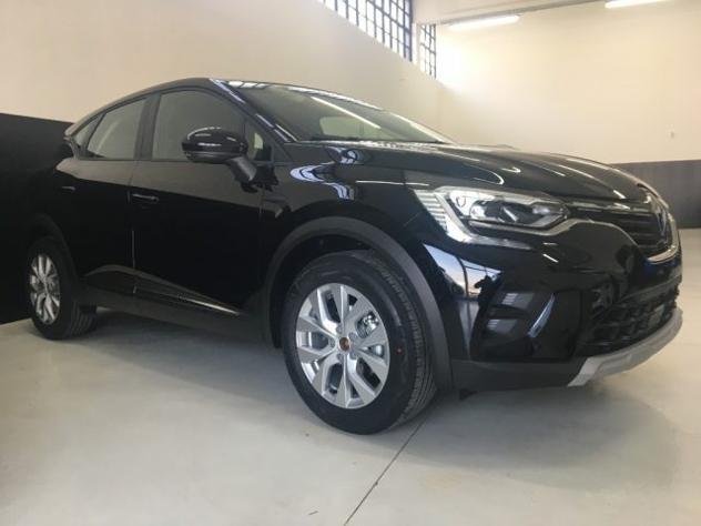 Renault captur tce 12v 100 cv zen rif. 13106206