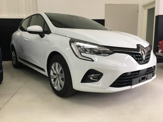 Renault clio tce 12v 100 cv 5 porte zen - pronta consegna