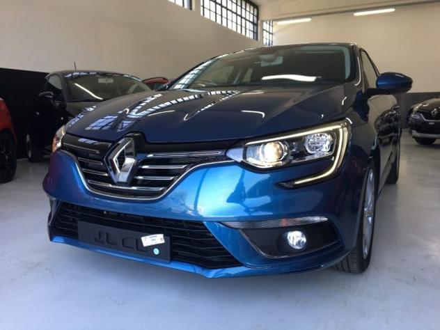 Renault megane blue dci 115 cv duel2 - km zero rif. 13106220