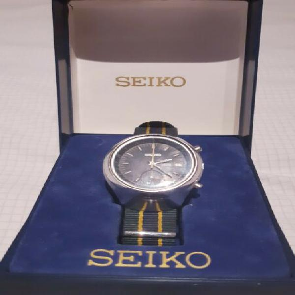 Seiko crono helmet vintage 6139-7101