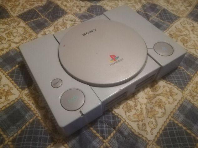 Sony PlayStation 1 Fat + Controller non funzionante SCPH