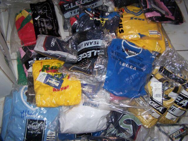 Stock Kit Calcio