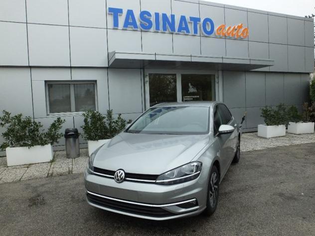 Volkswagen golf 1.6 tdi 115cv 5p #join #5garanziaufficiale