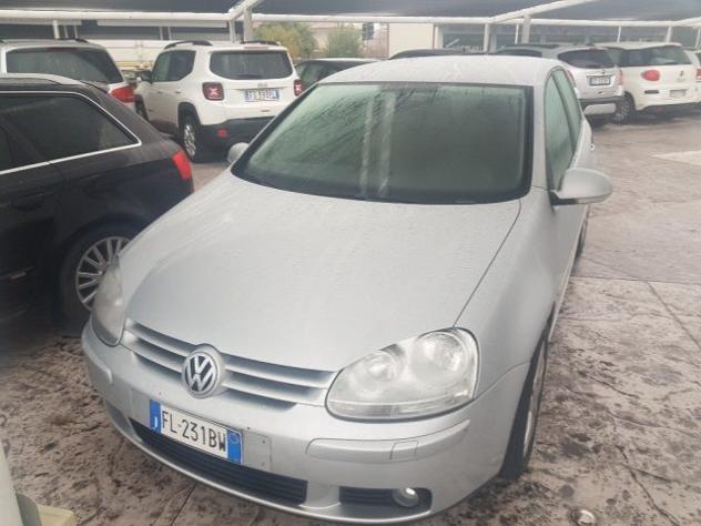 Volkswagen golf 1.9 tdi 5p. comfortline rif. 13105006