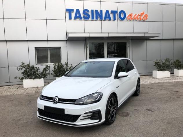 Volkswagen golf gtd 2.0 tdi dsg 5p rif. 13105892