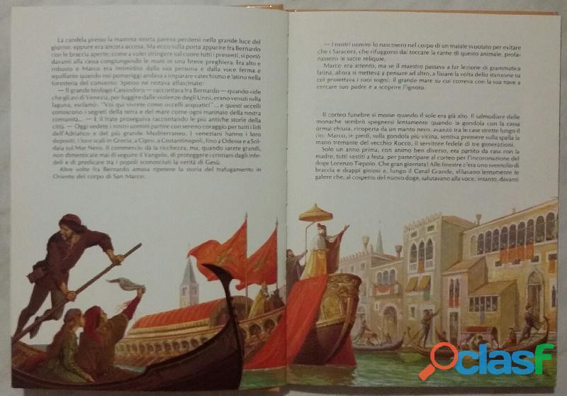 Il lungo viaggio di Marco Polo di Giacomo Vittorio Paolozzi; 1°Ed.EMZ, Milano luglio 1982 come nuovo 1