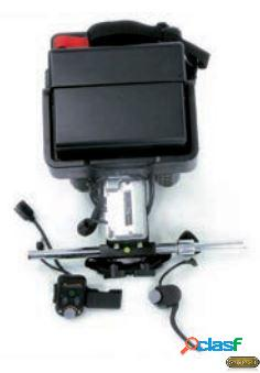 Ercolino smart - propulsore elettrico dispositivo di trazione per carrozzine 100 w - wimed