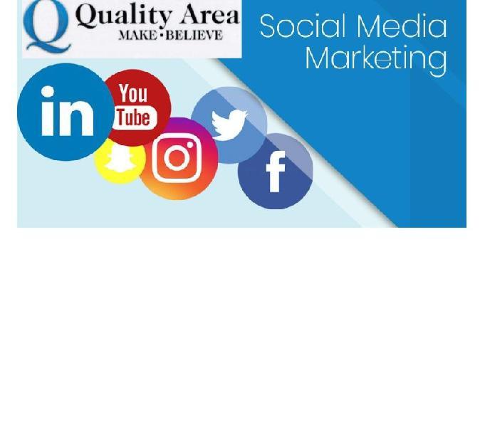 Corsi di social media marketing- in tutta italia