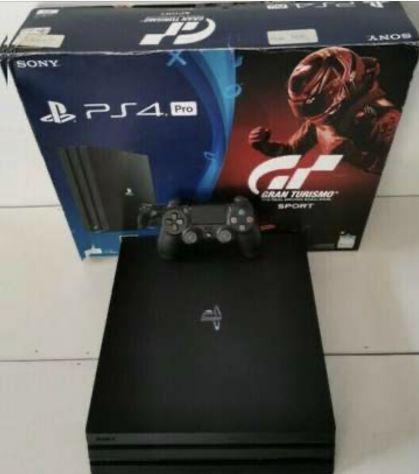 PlayStation 4 PRO 1TB nuova confezione originale