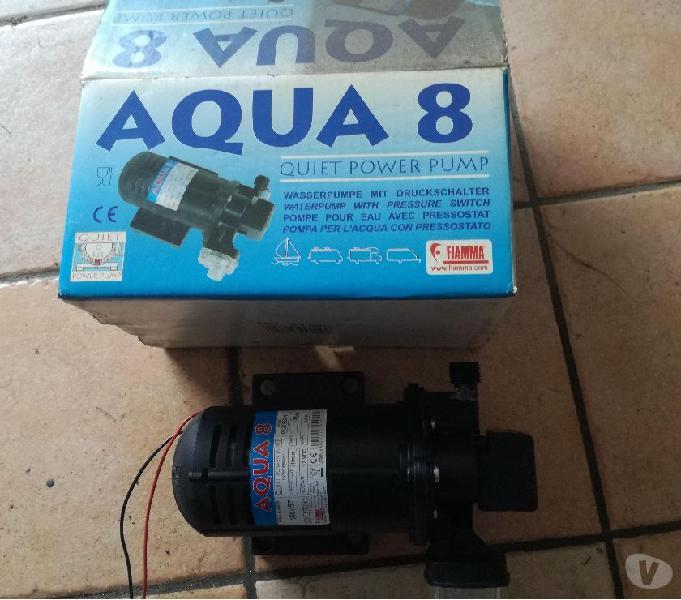 Pompa acqua camper aqua 8