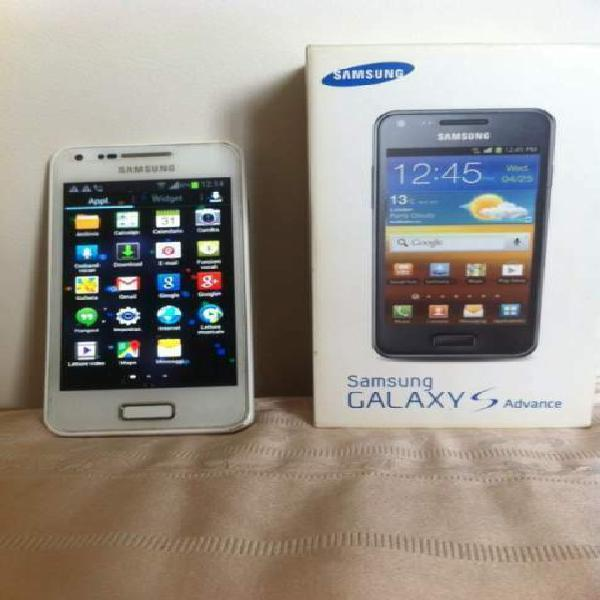 Samsung galaxy s asvance
