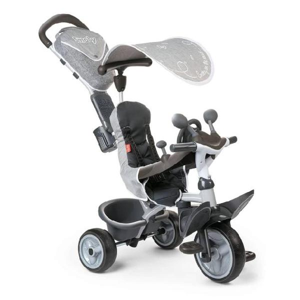 Smoby triciclo 3-in-1 baby driver