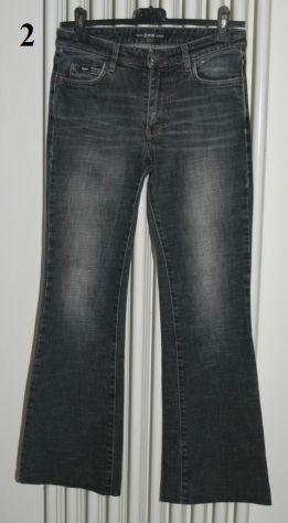 Taglia 26 (ita 40), pantaloni, colore nero