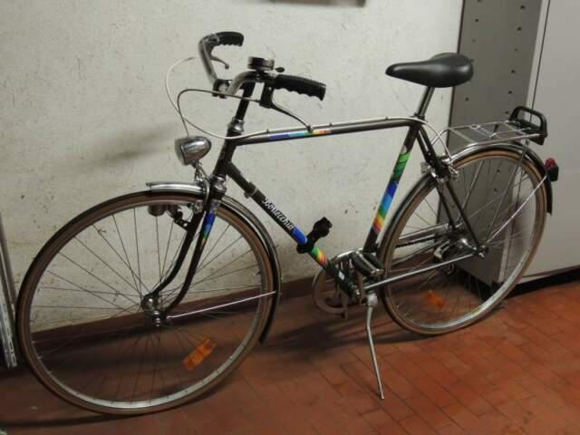 Bicicletta bottecchia sport acciaio avionico fine anni 80