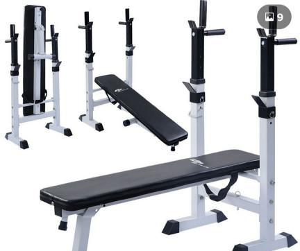 Panca multifunzione ripiegabile - bench press