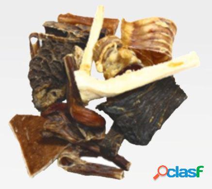 Croci snack per cani niki natural barf kit manzo 200 gr