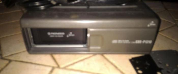 Lettore cd pioneer cdx p 1210