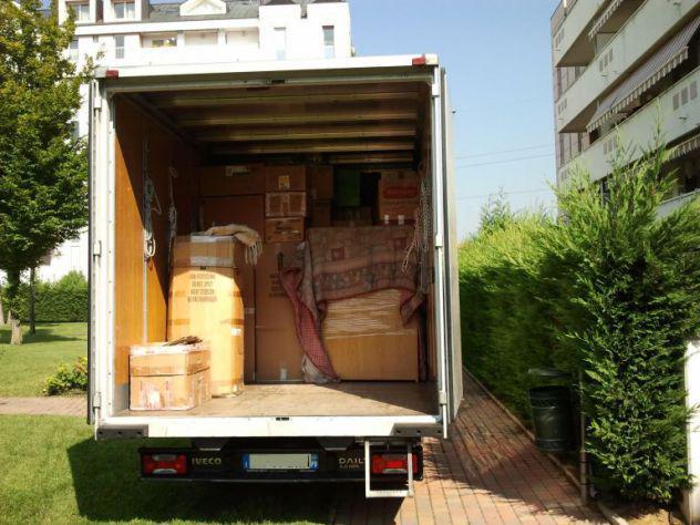 Traslochi trasporti montaggio mobili in tutta Italia