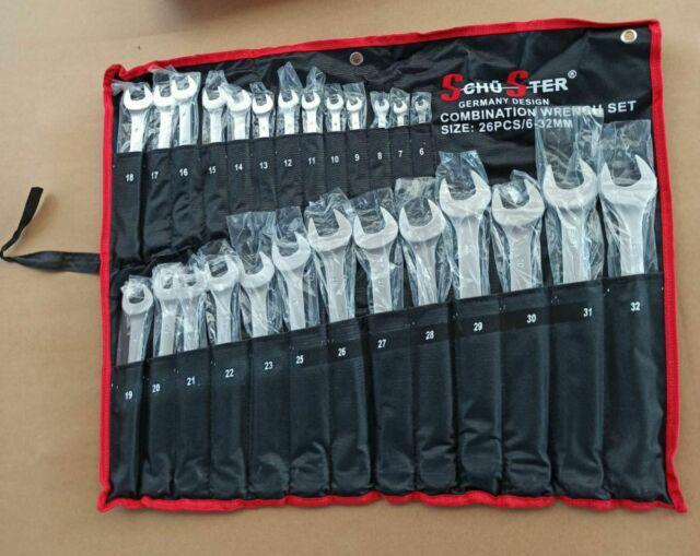 79a set di chiavi piane, combinate