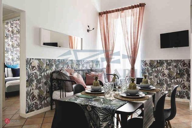 Appartamento di 76mq in salita di sant'onofrio a roma
