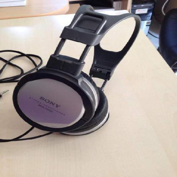 Cuffie sony stereo headphones mdr-xd100
