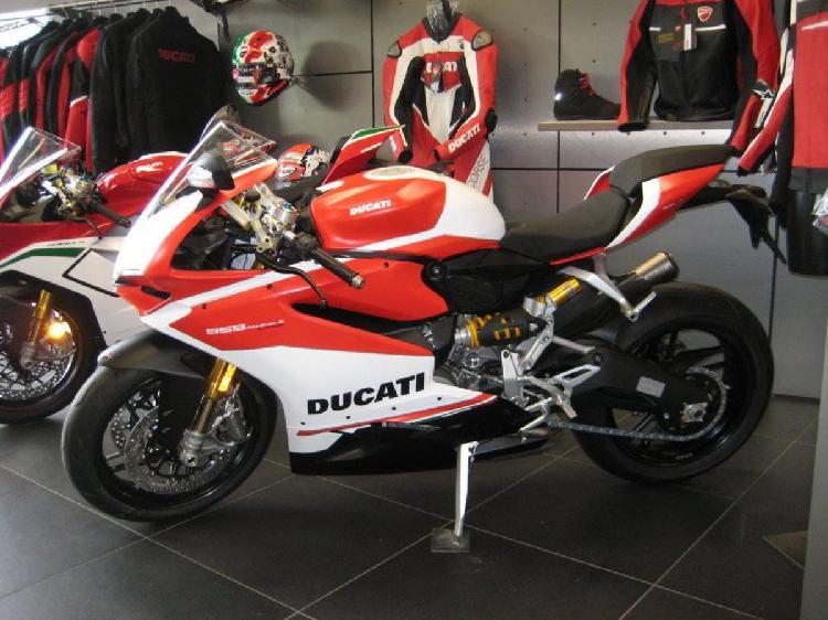 Ducati 959 Panigale Corse (2018 - 19) nuova a Viterbo